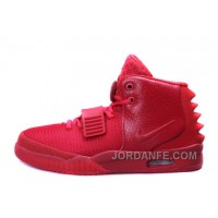 "Nike Air Yeezy 2 ""Red October"" Glow In The Dark For Sale"