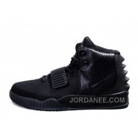 "Nike Air Yeezy 2 ""Blackout"" For Sale Authentic"