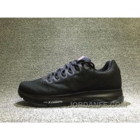Nike Air Zoom ALL OUT 878670-992 BLACK HALF SIZE Authentic