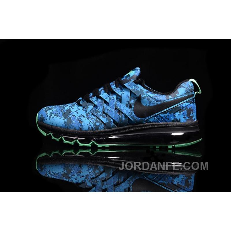 "e204e79e7f9e Christmas Deals 2017 Nike Fingertrap Max NRG ""Camo"" Turbo GreenBlack- ..."