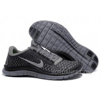 Nike Free 3.0 V4 Dark Grey New Release
