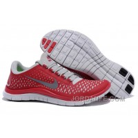 Nike Free 3.0 V4 Red New Release