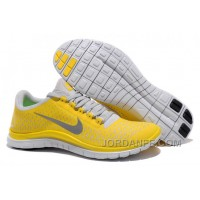 Nike Free 3.0 V4 Yellow Top Deals