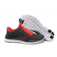 Cheap Nike Free 3.0 V5 Grey Red For Sale