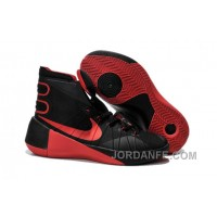 Nike Hyperdunk 2015 Black And Red For Sale