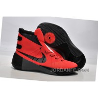 Nike Hyperdunk 2015 Womens Red Black Xmas Deals