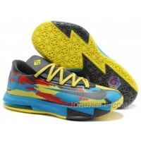 "Nike Kevin Durant KD 6 VI ""Venice Beach"" For Sale Discount"
