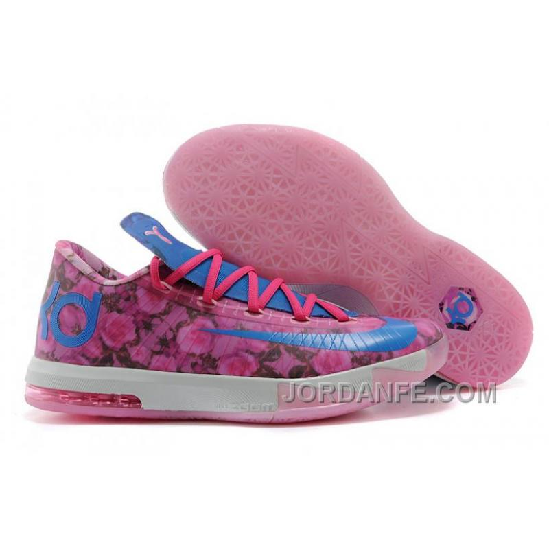 "newest 63428 c61d0 Nike Kevin Durant KD 6 VI Supreme ""Aunt Pearl"" For Sale 2014 Hot"