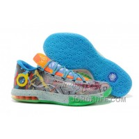 "hot sale online 17c89 e2b96 Nike Kevin Durant KD 6 VI ""What The KD"" For Sale 2014 Xmas Deals"