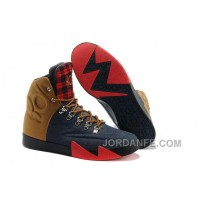 """Nike KD 6 NSW Lifestyle QS """"People's Champ"""" Denim Blue/Ale Brown-University Red Authentic"""