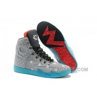 """Nike KD 6 NSW Lifestyle """"Birthday"""" Light Grey/Anthracite-White For Sale Authentic"""