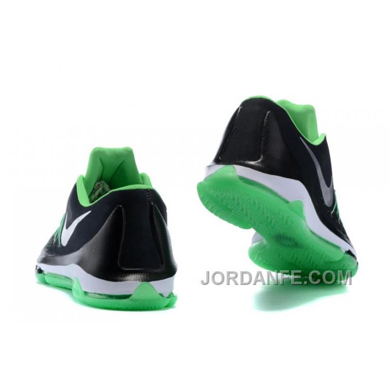 best service 96cfd f3376 Nike KD 8 Custom Black Green For Sale