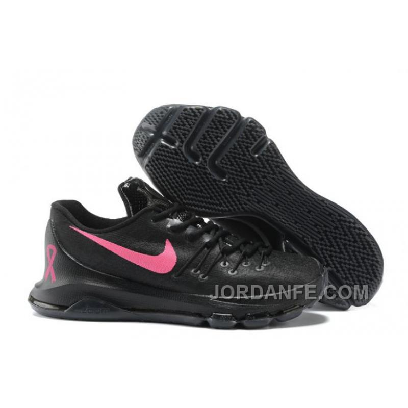 268033d3c606 USD  85.48  99.18. Nike KD 8 2016 Black Pink Free Shipping ...