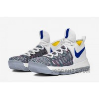 Nike KD 9 Warriors Away Free Shipping
