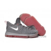 Nike KD 9 Grade School Pre Heat Hot