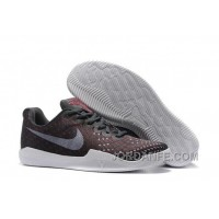 On Sale Authentic Kobe 12 Black Red White New Style