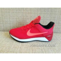 On Sale Real Kobe 12 Flyknit Red White Super Deals