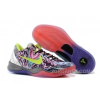 "Nike Kobe 8 Prelude ""Reflection"" Multi-Color/Volt-Chrome For Sale Discount"