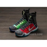 Nike Kobe X Elite What The KOBE Lastest