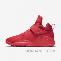 NIKE KWAZI HIGH ALL RED MENS AND WOMENS 844839-660 Xmas Deals