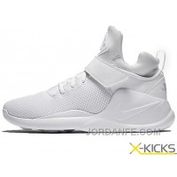 Nike Kwazi All White Men Shoes 844839-002 Online