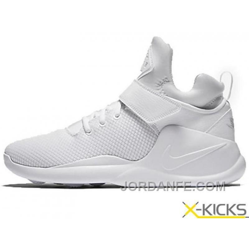 newest 339aa 6a843 USD  85.52  99.18. Nike Kwazi All White Men Shoes 844839-002 ...