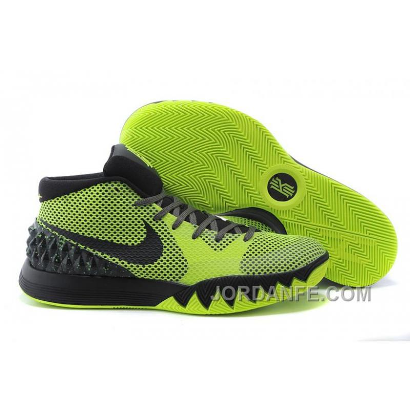 fc9b1e09bf17 USD  85.96  99.18. Nike Kyrie 1 Fluorescent Green And Black Xmas Deals ...