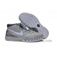 Nike Kyrie 1 Wolf Grey New Arrival