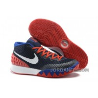 Nike Kyrie 1 Women Shoes Black Red Discount