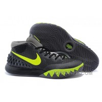 Nike Kyrie 1 Women Shoes Black Yellow Online