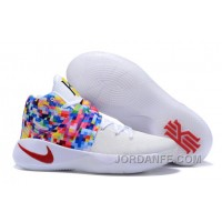 Nike Kyrie 2 Colorful White 2016 New Arrival