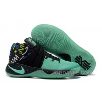 Nike Kyrie 2 Green Black 2016 New Arrival