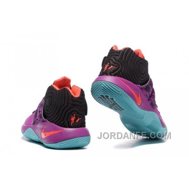 033e62f62d38 ... Nike Kyrie 2 Grade School Shoes Pink Black Free Shipping ...