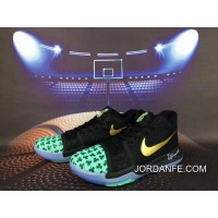 Nike Kyrie 3 Mens Shoes Celtics New Release