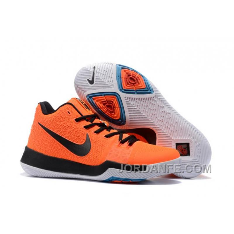 62d52acfe404 ... italy nike kyrie 3 mens basketball shoes orange black authentic bb277  3f2f2