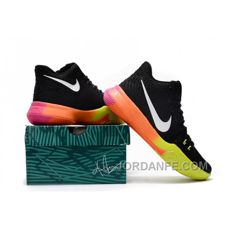 USD  91.00  318.50. Nike Kyrie 3 Womens Mens Shoes Colourful Online ... 1d26d1da8