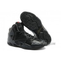 Nike LeBron 11 Black/Multi-Color-Anthracite For Sale Free Shipping
