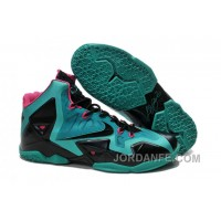 Nike LeBron 11 South Beach Authentic