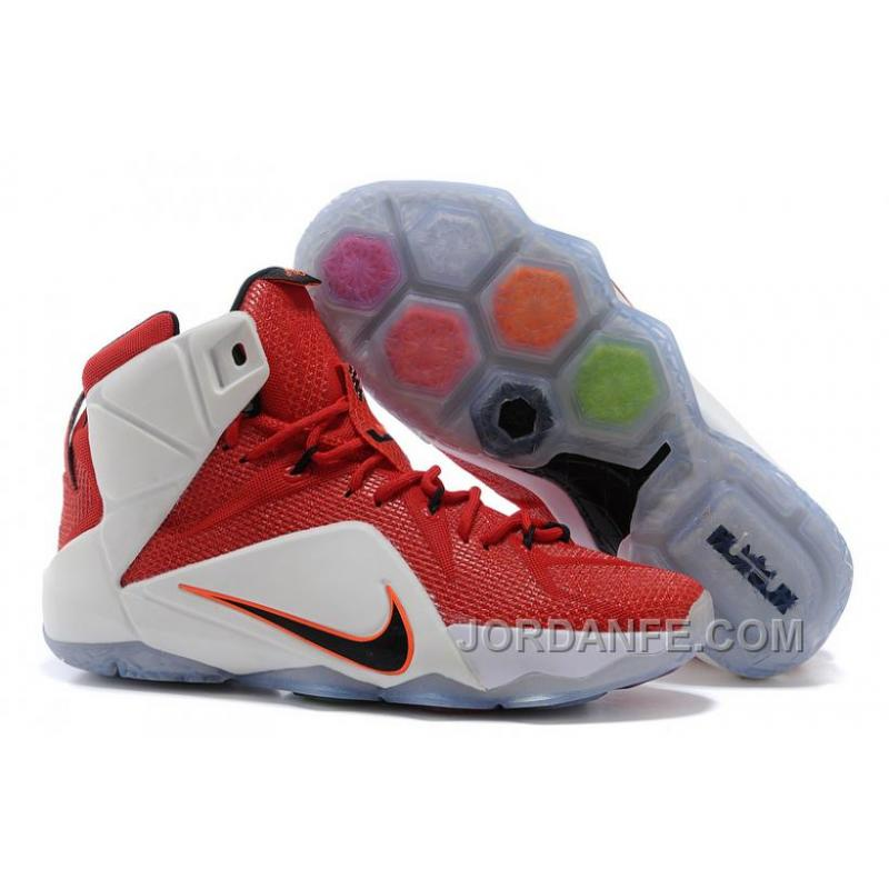 the best attitude e5b82 f2ab5 Nike LeBron 12 Heart Of A Lion Online