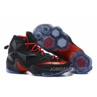 Nike LeBron 13 Womens Bred Authentic