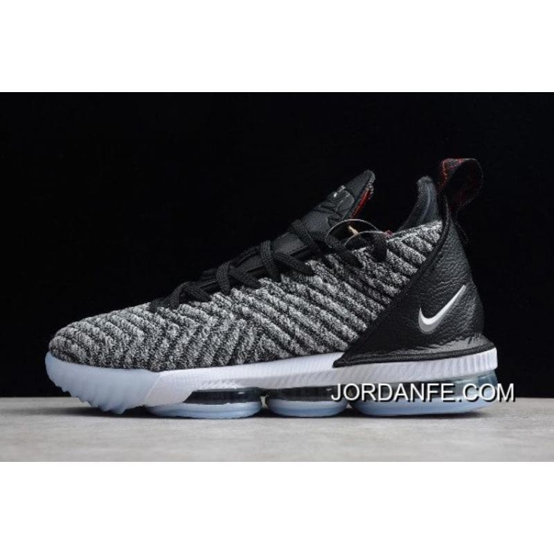 "67f09798fa7 Big Deals Nike Lebron 16 EP ""Oreo"" Black/White AO2595-006, Price ..."