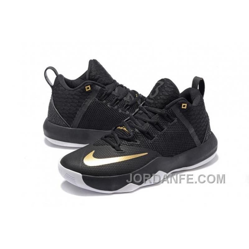 best cheap 249c1 99544 ... germany nike lebron ambassador 9 black gold men authentic ee7a3 4d7bd