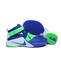 Nike Lebron Soldier 9 Sprite New Release