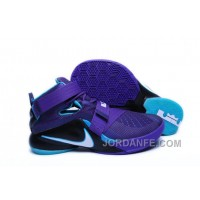 Nike Lebron Soldier 9 Summit Lake Hornets Super Deals