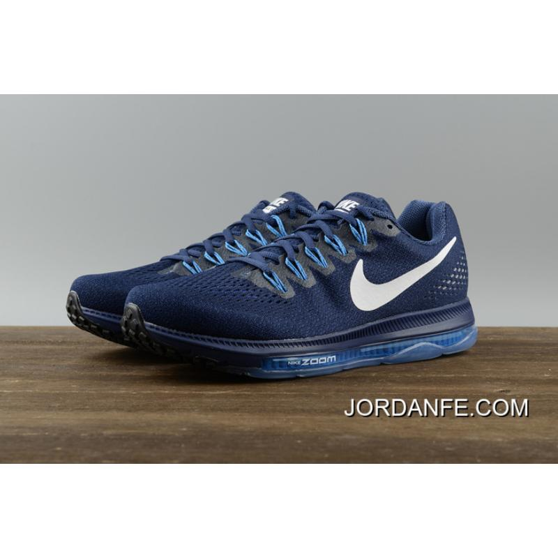 dbe601edef83 ... Nike Zoom All Out Low Men Shoes Blue Best ...
