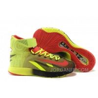 Nike Zoom Hyperrev KYRIE IRVING Volt/Bright Crimson-Yellow For Sale Discount