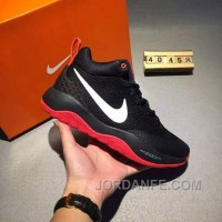 Nike Zoom HyperRev EP 2017 Black Red New Release