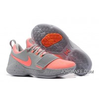 Nike Zoom PG 1 Grey Pink Authentic