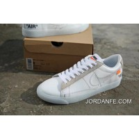 OFF-White X Nike Blazer Mid OW Men Women Shoes Authentic