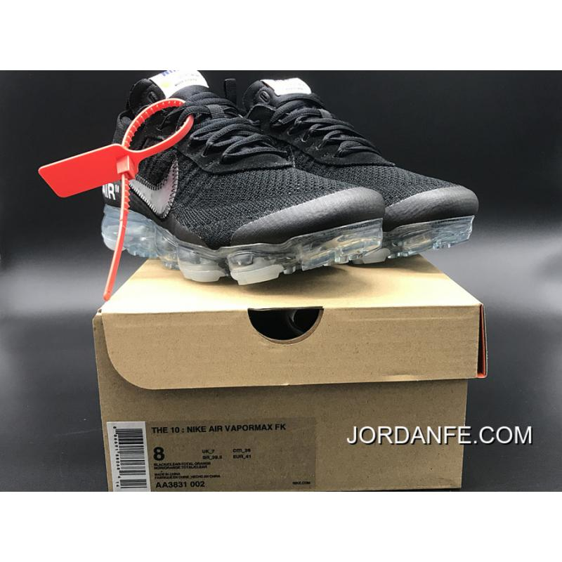 772cbd5eac ... 2018 Copuon All Size Sku Aa3831-002 Off-White X Nike Air Vapormax 2018